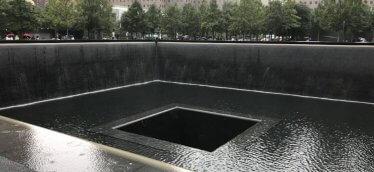 9.11テロの跡地は今