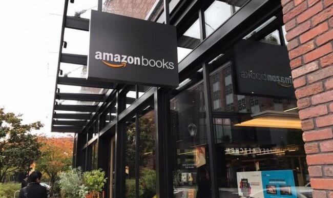 Amazonリアル書店の衝撃
