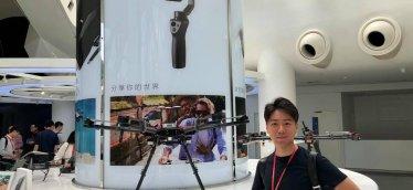 世界シェアNo.1のドローンメーカーは中国企業